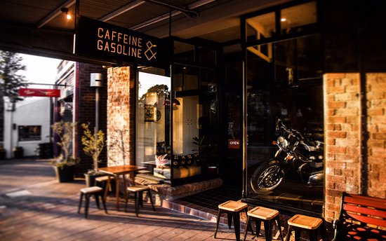Caffeine  Gasoline - Tourism Gold Coast