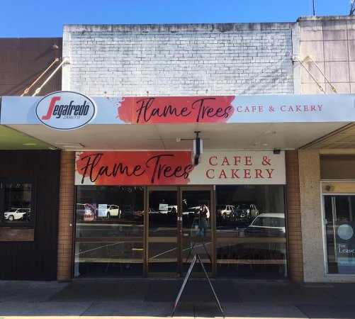 Flame Trees Cafe  Cakery - Tourism Gold Coast