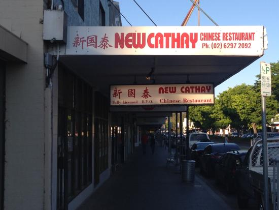 New Cathay Chinese Restaurant - Tourism Gold Coast