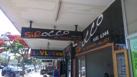 Sirocco Cafe and Gallery - Tourism Gold Coast