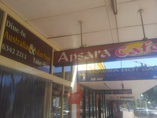 Apsara Cafe - Tourism Gold Coast
