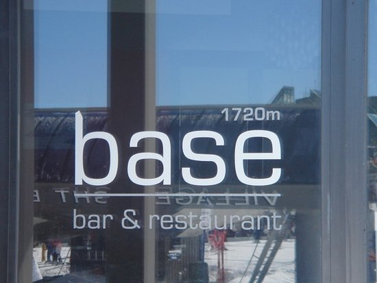 Base 1720 Bar  Restaurant - Tourism Gold Coast