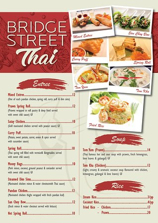 Bridge Street Thai - Tourism Gold Coast