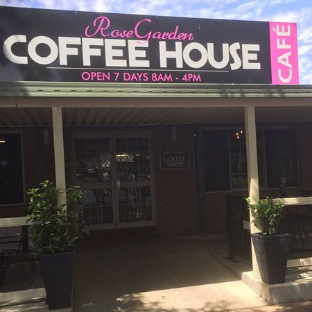 Rose Garden Coffee House - Tourism Gold Coast