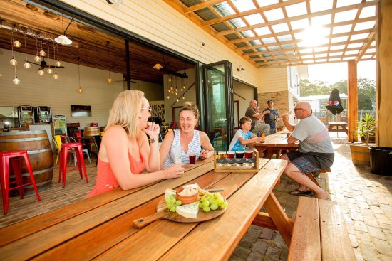 Camel Rock Brewery  Cafe - Tourism Gold Coast
