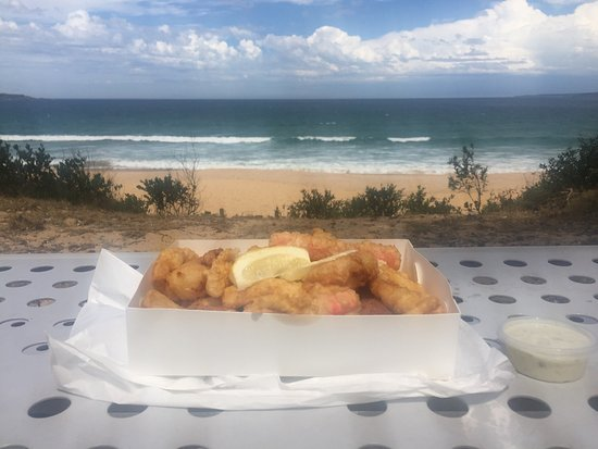 Eden Fish  Chips - Tourism Gold Coast