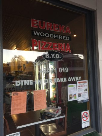 Eureka Pizzeria - Tourism Gold Coast