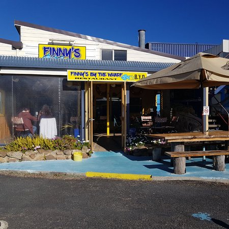 Finny's By The Wharf - Tourism Gold Coast