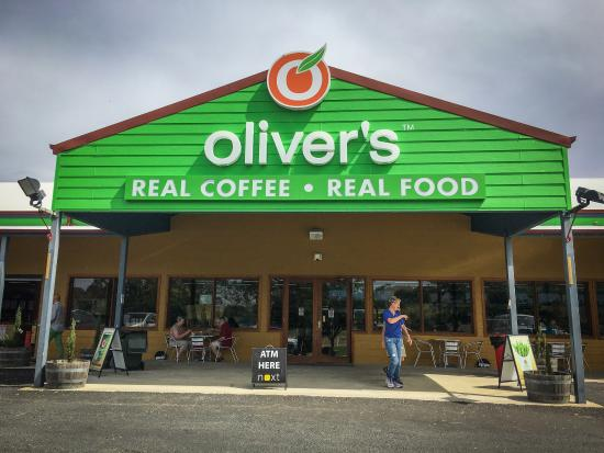 Oliver's Real Food - Tourism Gold Coast