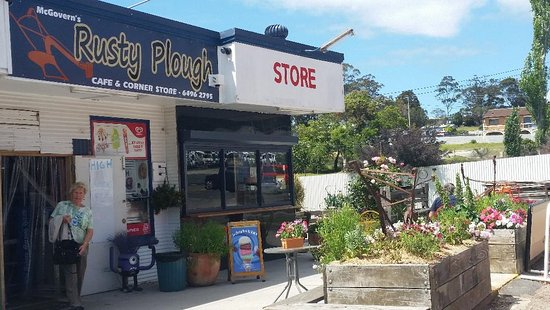 Rusty Plough - Tourism Gold Coast
