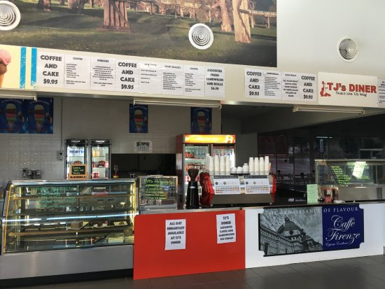 Tj's Diner - Tourism Gold Coast