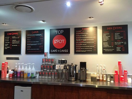 Top Spot Cafe - Tourism Gold Coast