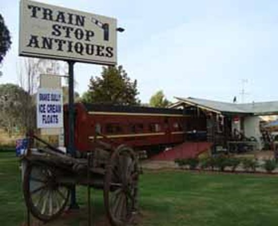 Train Stop Antiques - Tourism Gold Coast