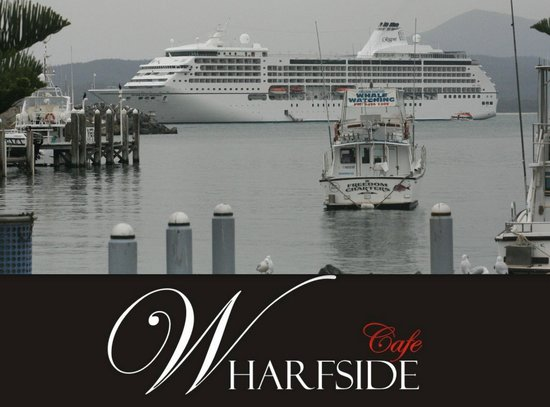 Wharfside Cafe - Tourism Gold Coast