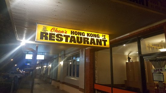 Chan's Hong Kong Restaurant - Tourism Gold Coast