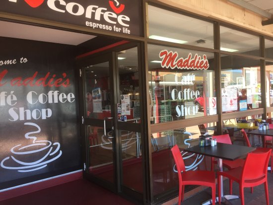 Maddie's Cafe Coffee Shop - Tourism Gold Coast