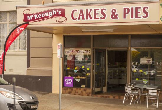 McKeoughs Cake Shop - Tourism Gold Coast