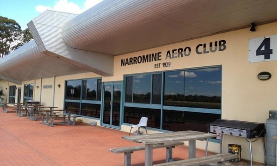 Narromine Aero Club Restaurant - Tourism Gold Coast