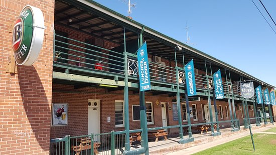 Port of Bourke Hotel - Tourism Gold Coast