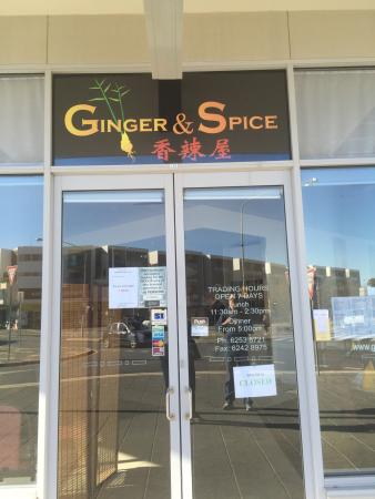 Ginger and Spice - Tourism Gold Coast