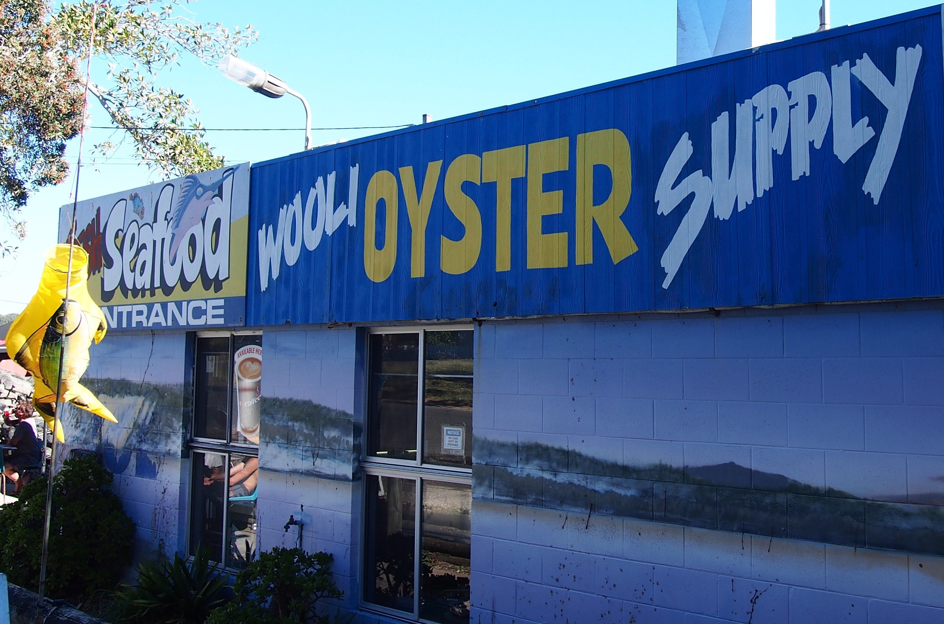 Wooli Oyster Supply and Seafood Co-op - Tourism Gold Coast