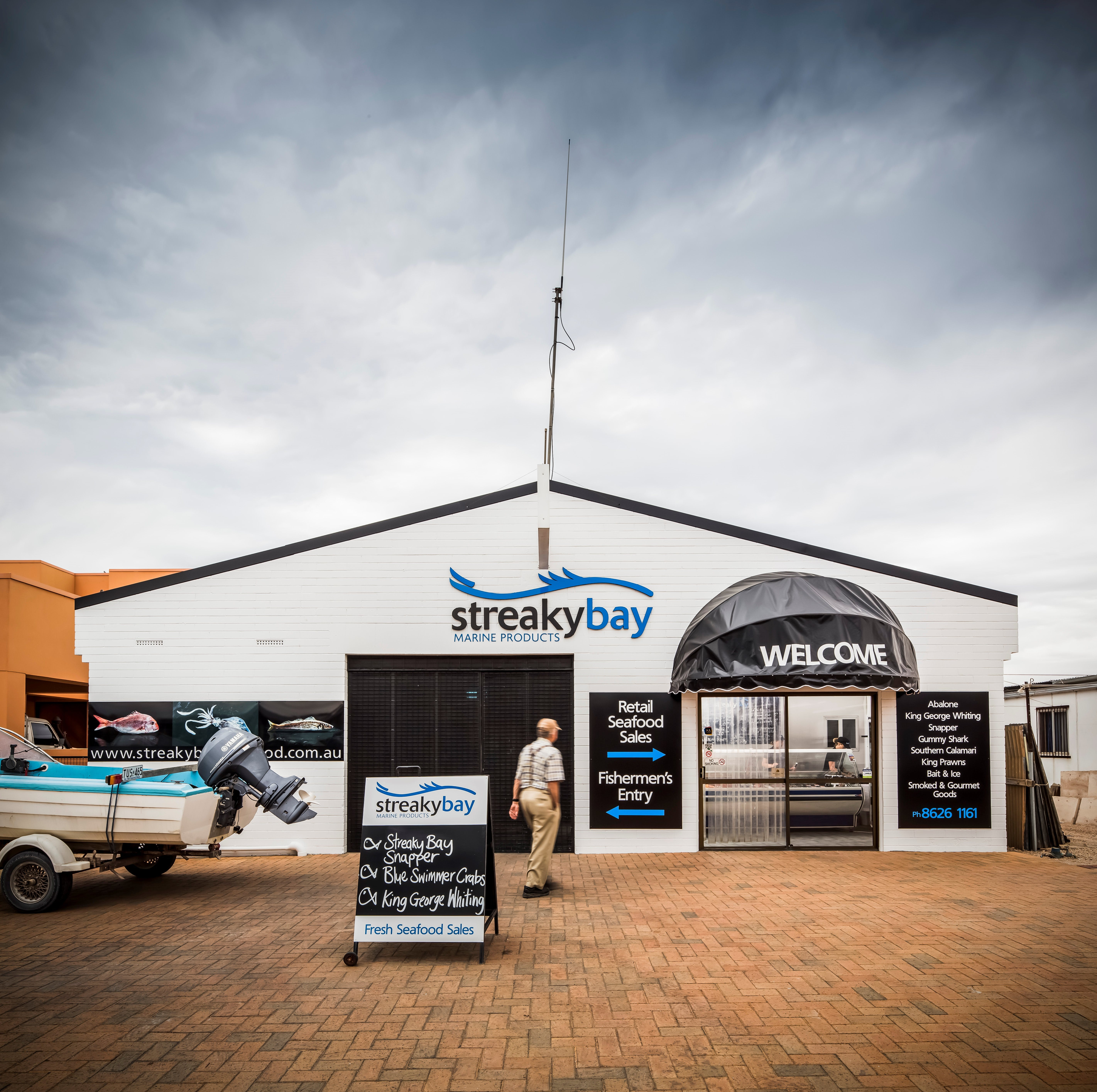 Streaky Bay Marine Products - Tourism Gold Coast