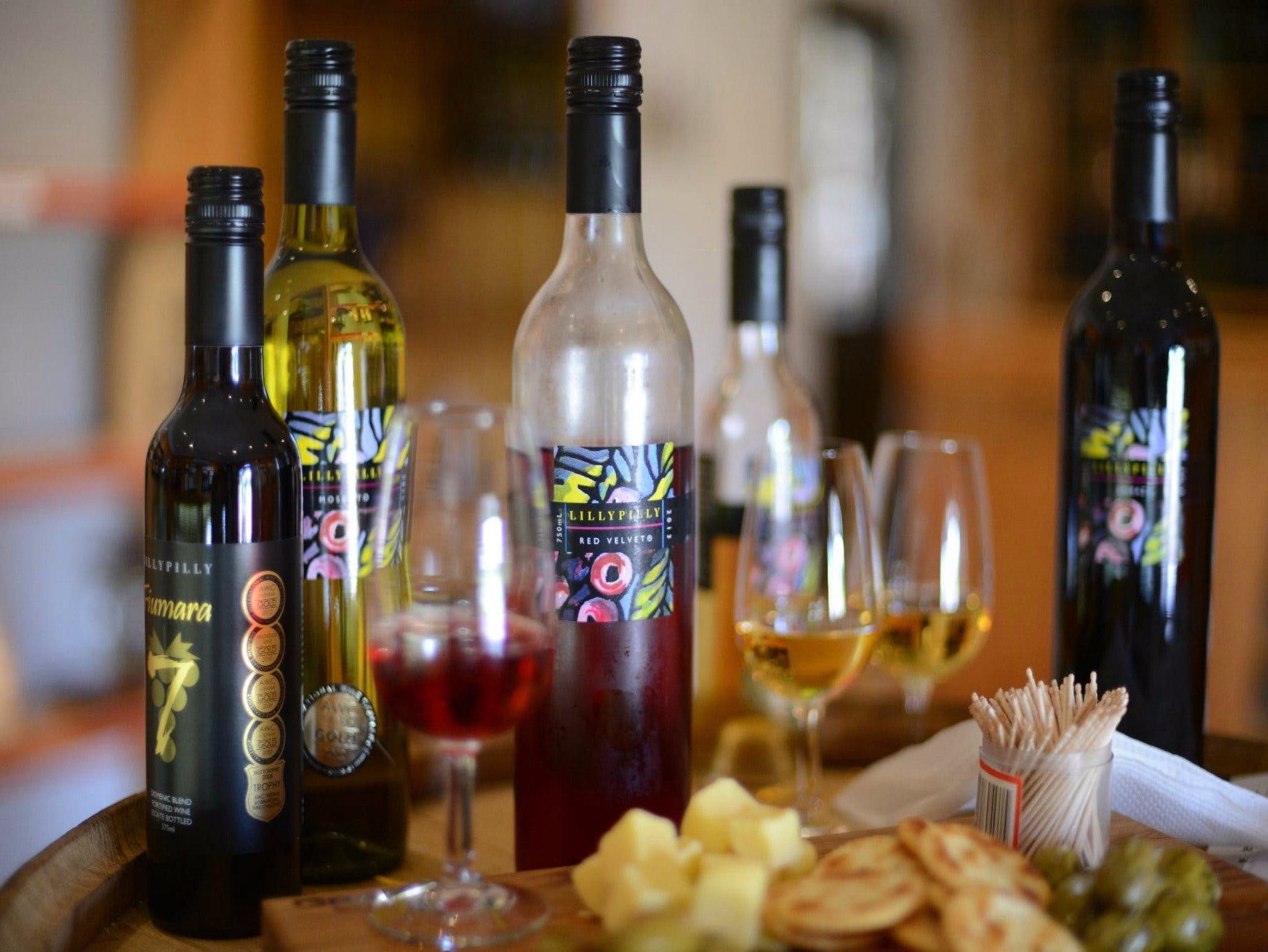 Lillypilly Estate Winery - Tourism Gold Coast