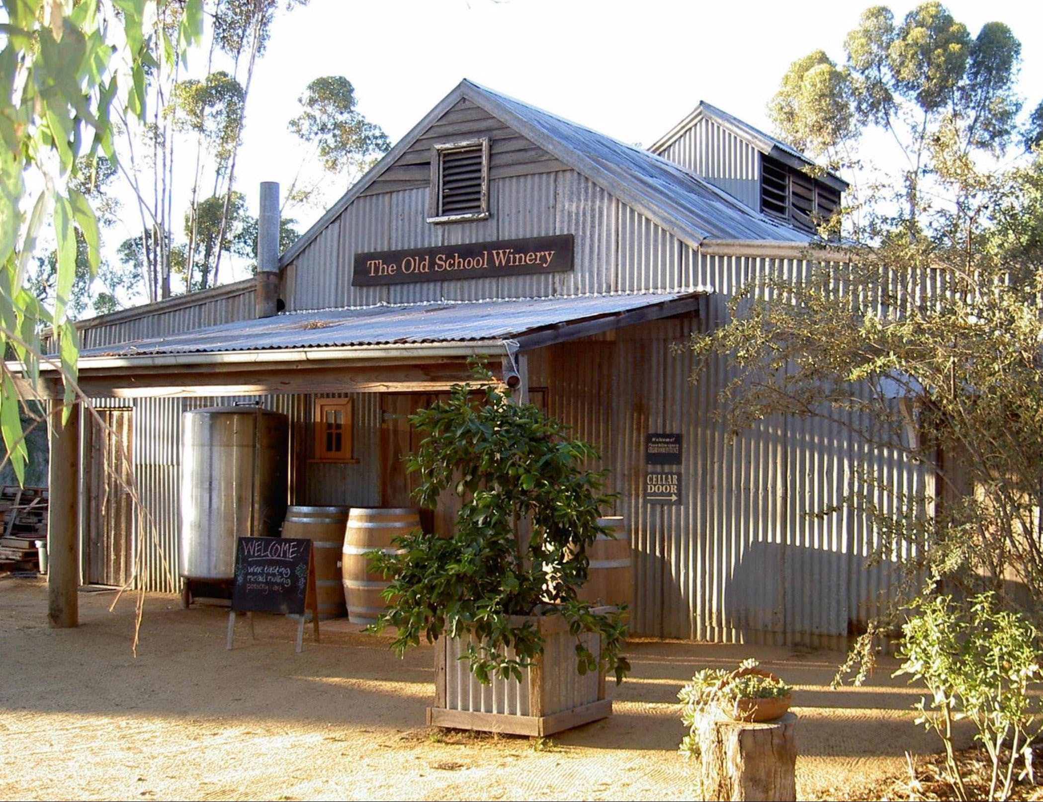 Old School Winery and Meadery - Tourism Gold Coast