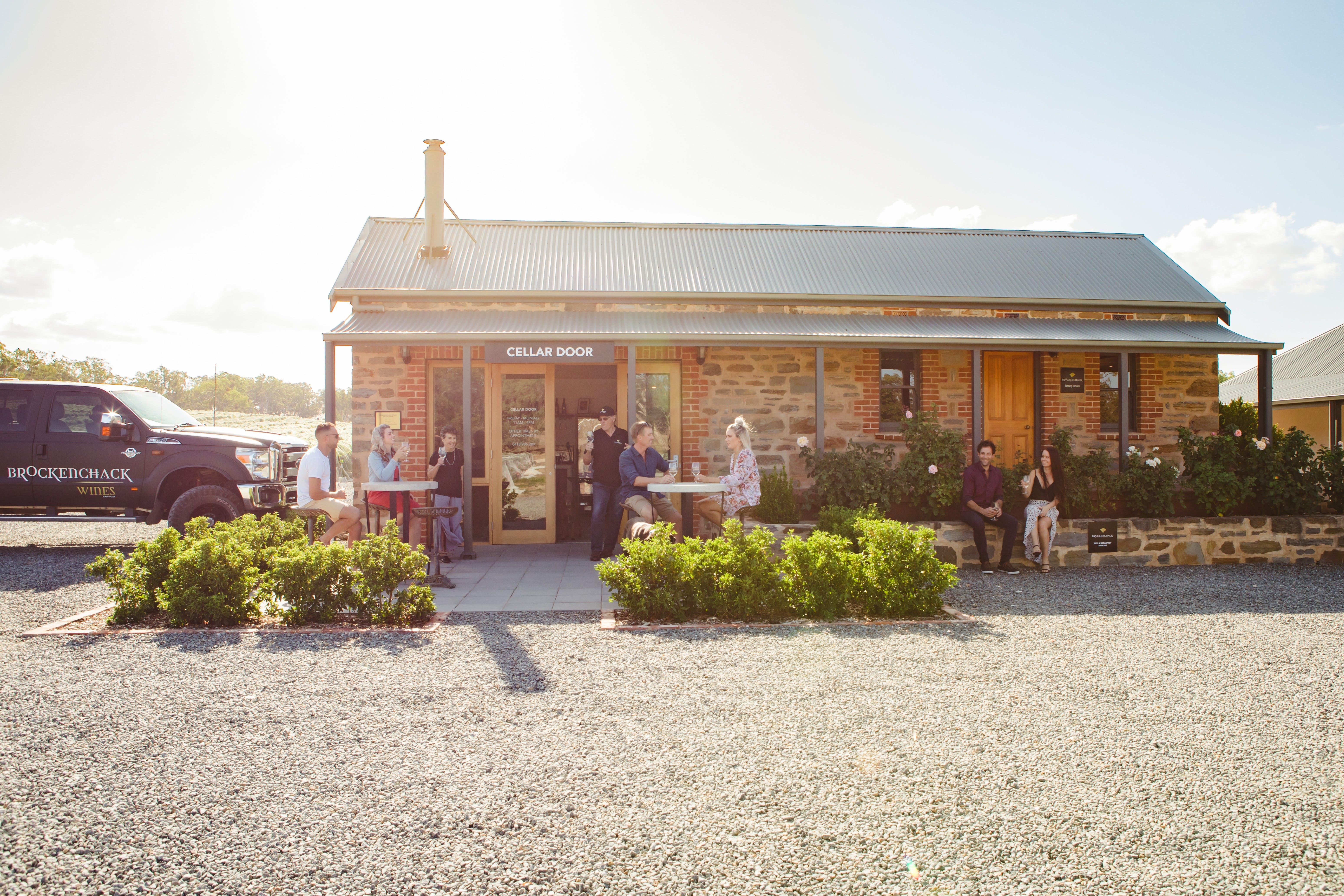 Brockenchack Vineyard Cellar Door - Tourism Gold Coast