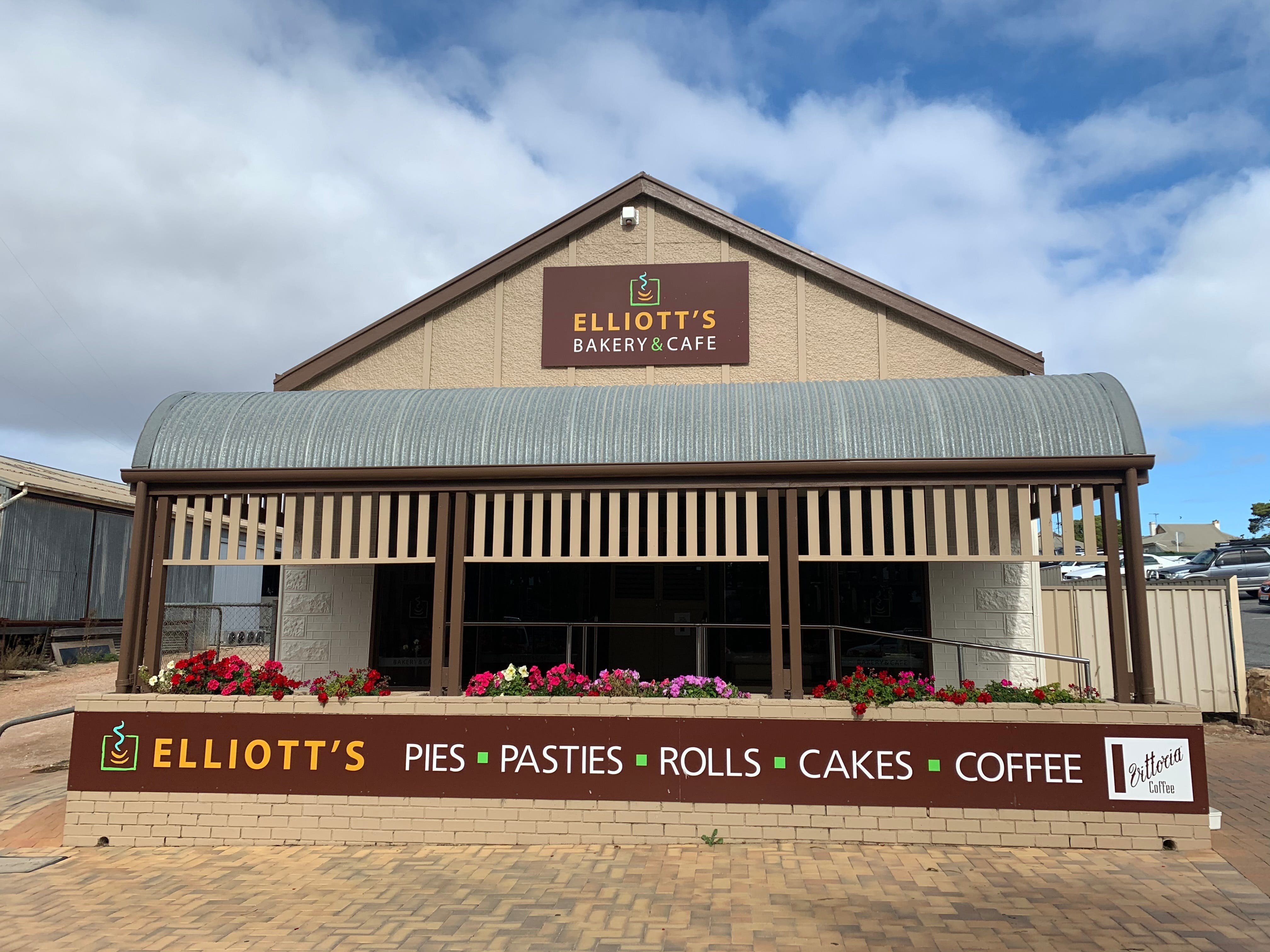 Elliott's Bakery  Cafe - Tourism Gold Coast