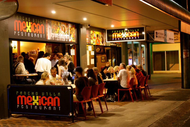 Pancho Villa Mexican Restaurant - Tourism Gold Coast