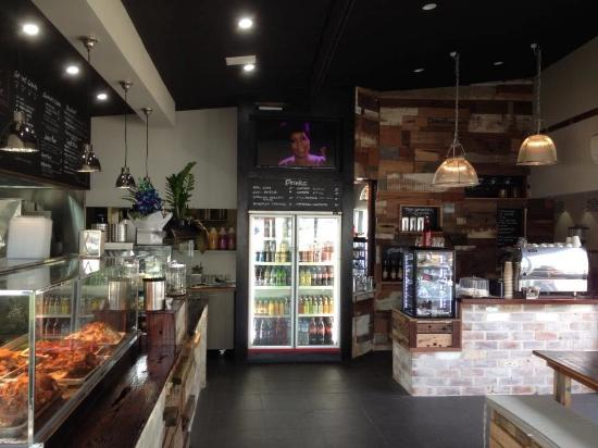 George's Rustic Cafe  Takeaway - Tourism Gold Coast