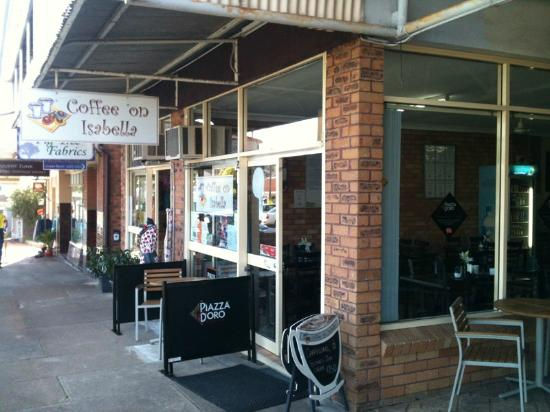 Coffee On Isabella - Tourism Gold Coast