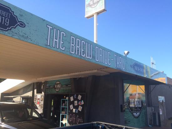 The Brew Drive Thru - Tourism Gold Coast