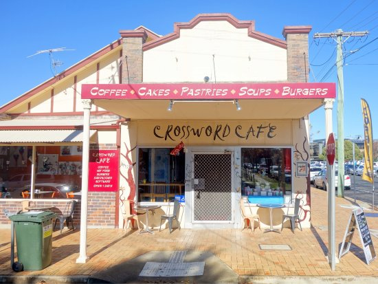 Crossword Cafe - Tourism Gold Coast