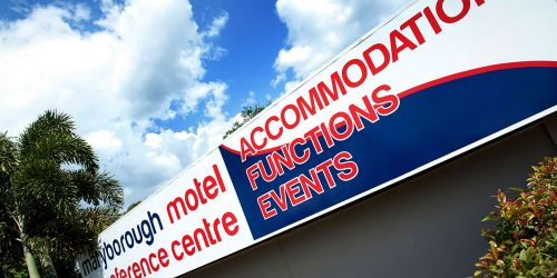 Maryborough Motel  Conference Centre - Tourism Gold Coast