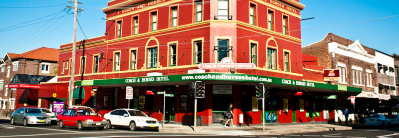 The Coach  Horses Hotel - Tourism Gold Coast