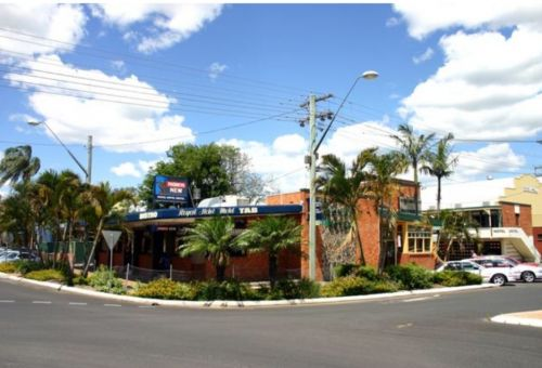 Royal Hotel Motel - Tourism Gold Coast