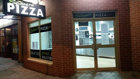 Spinners Pizza - Tourism Gold Coast