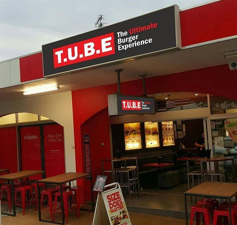 TUBE - The Ultimate Burger Experience - Tourism Gold Coast