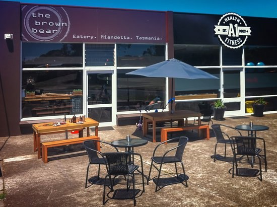 The Brown Bear Eatery - Tourism Gold Coast