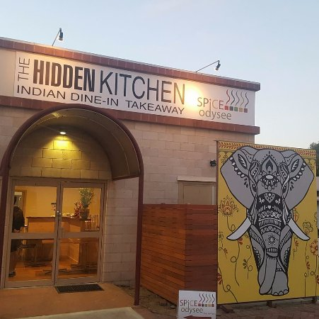 Spice Odysee - The Hidden Kitchen - Tourism Gold Coast