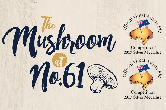 The Mushroom at No 61 Cafe - Tourism Gold Coast
