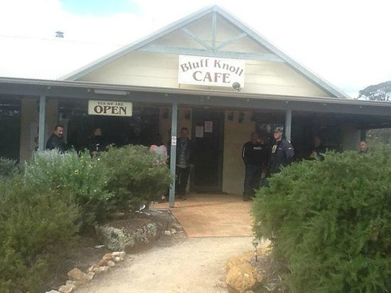 Bluff Knoll Cafe - Tourism Gold Coast