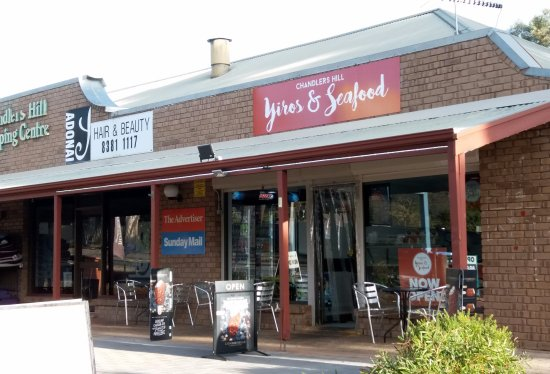 Chandlers Hill Yiros  Seafood - Tourism Gold Coast