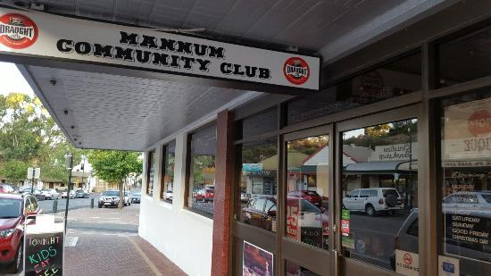 Mannum Community Club - Tourism Gold Coast