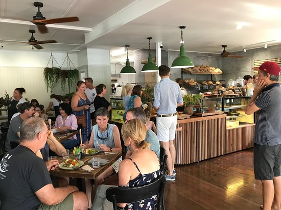 Woodward St Bakery - Tourism Gold Coast