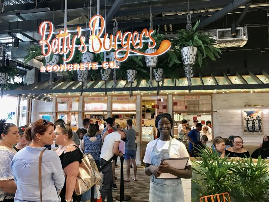 Betty's Burgers  Concrete Co. - Tourism Gold Coast