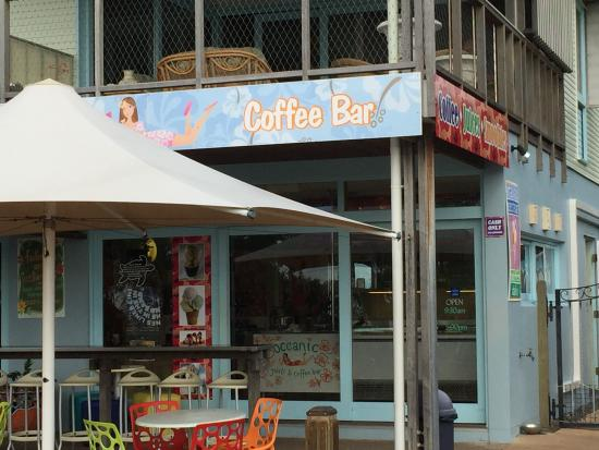 Oceanic Gelati  Coffee Bar - Tourism Gold Coast