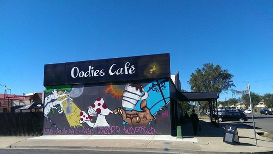 Oodies Cafe - Tourism Gold Coast
